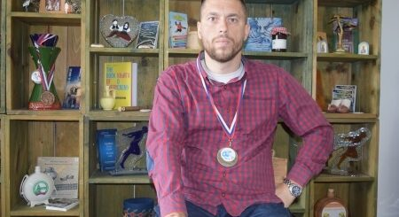 Paraatletičar Aleksandar radišić
