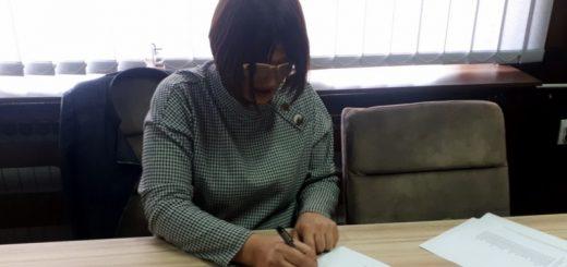 Predsednica opštine Bajina Bašta