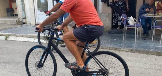 Zoran Lazić biciklista