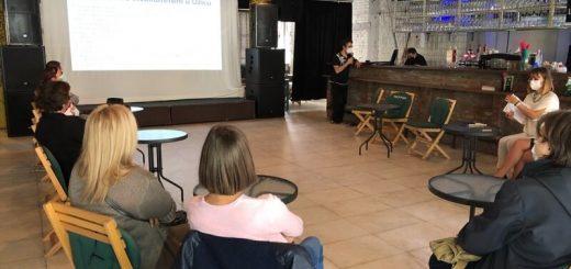 Prezentacija OSI žene sa invaliditetom