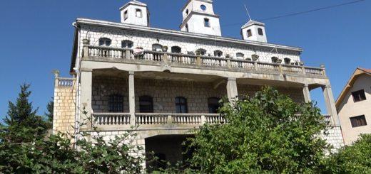 Šopaloviča dvorac