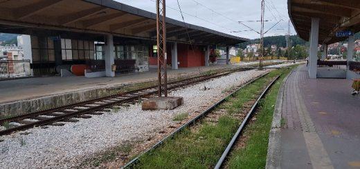 Železnička stanica Užice