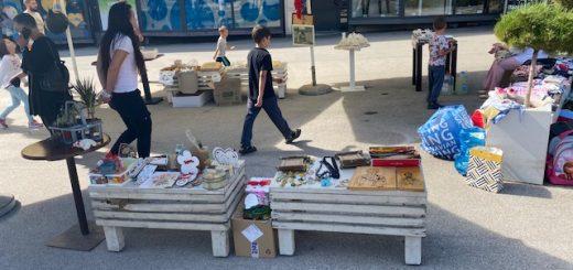Humanitarni bazar Užice