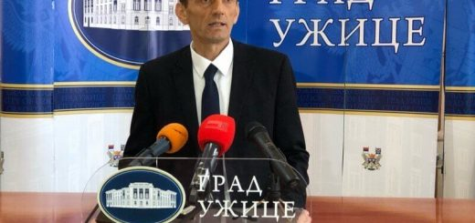 Gradski većnik Miodrag Petković