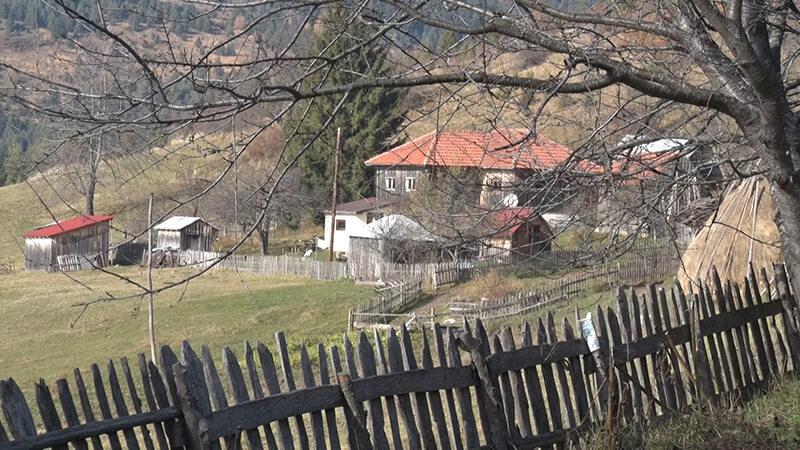 Selo Muškovina sa 13 stanovnika