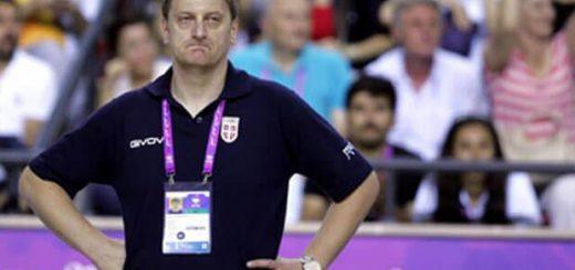 Trener KaK Sloboda Oliver Popović