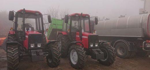 Traktori KJP Zlatibor