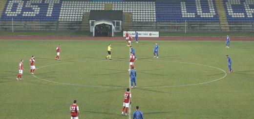 Mladost-Napredak 0-0