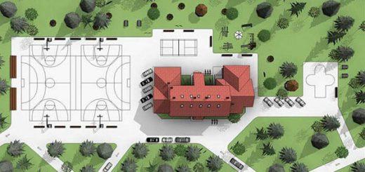 Škola u Priboju na otvorenom