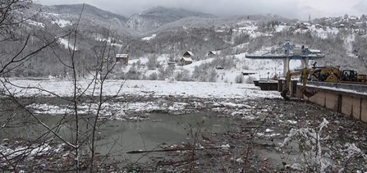 Potpećko jezero