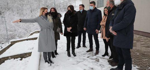 Ministarka Vujović posetila deponiju Duboko