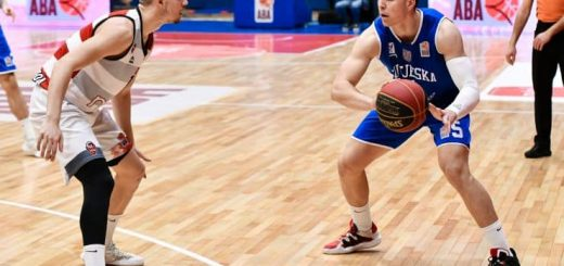 Duel na utakmici u Banja Luci Sloboda-Sutjeska
