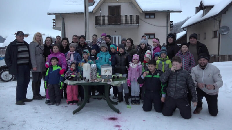Druženje na snegu Ivanjica