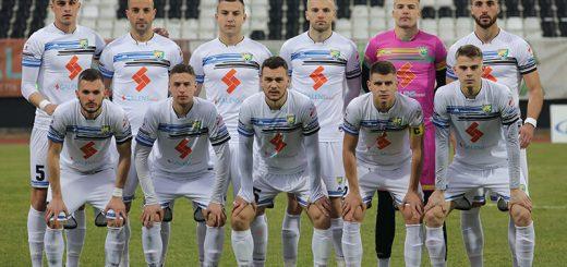 Fudbaleri Zlatibora iz Čajetine