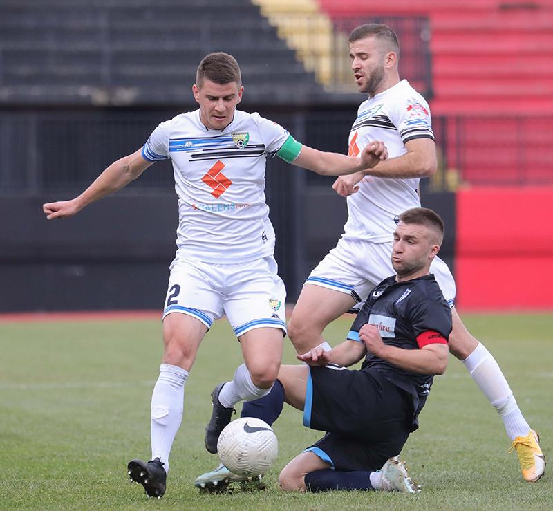 Kapiten FK Zlatibora Milan Jezdimirovic