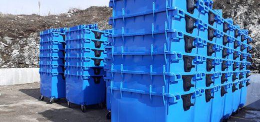 Novih 100 kontejnera za Zlatibor