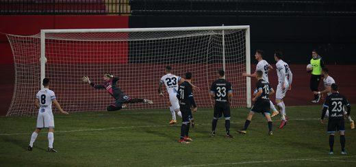 20. kolo Superlige Srbije Zlatibor-Spartak 1:1