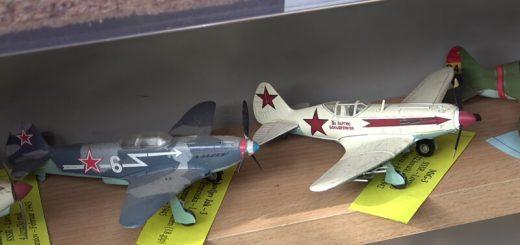 Makete vojnih aviona
