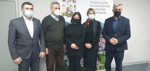 Sastanak u Prijepolju