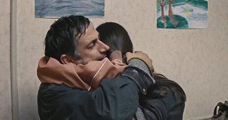 Ajla Šantić u filmu Otac