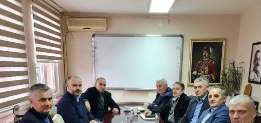 Sastanak u Čajetini