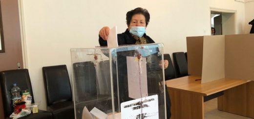 Glasanje Kosjerić lokalni izbori