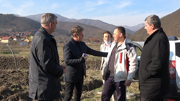 Državni sekretar posetio poljoprivrednike