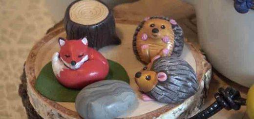 Minijature životinja