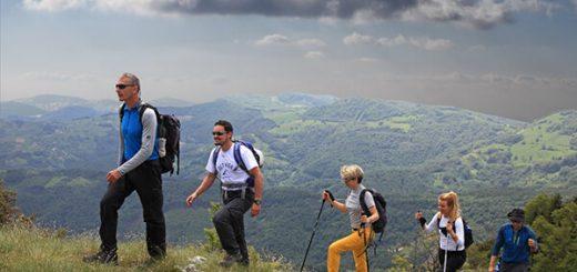 Planinari na Mučnju