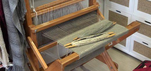 Razboj za tkanje