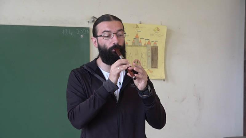 Učitelj frulas
