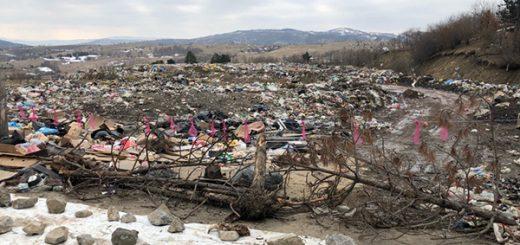 Deponija kod Sjenice