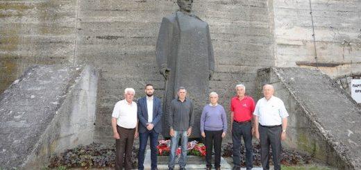 Delegacija za Dan mladosti u Užicu