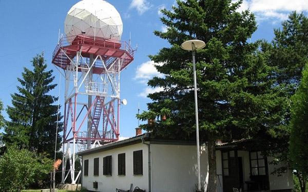 Radarski centar