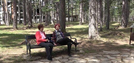 drugarice Ružica i Danica na Tari