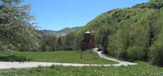 Selo Osonica kod Ivanjice