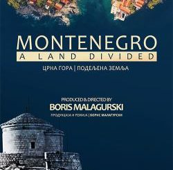 Crna Gora - podeljena zemlja