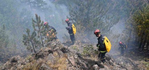 Požar kod Priboja