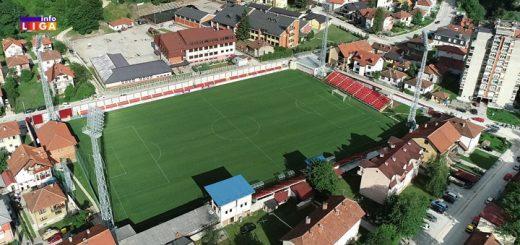 Stadion Javor Matisa u Ivanjici