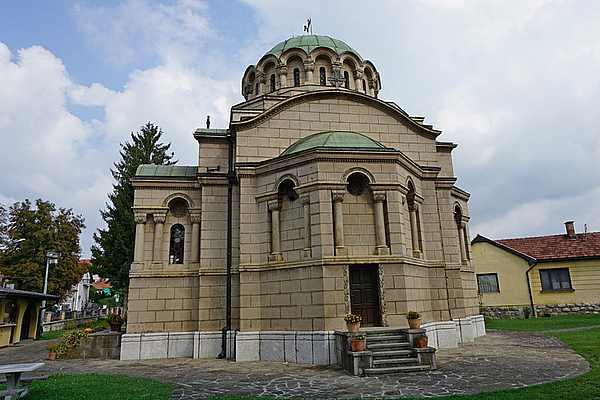 Crkva u Požegi
